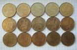 """1 гривна 2004 г. и 2005 г.  """"Солдаты"""" и """"Медали"""", фото №2"""