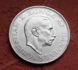 2 кроны 1937 г. Дания, серебро, фото №4