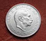 2 кроны 1937 г. Дания, серебро, фото №5