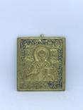 Икона Святой Николай Мажайский, фото №3