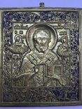 Икона Святой Николай Мажайский, фото №5