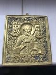 Икона Святой Николай Мажайский, фото №2