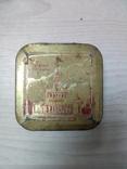 Коробка жестяная Зубной порошок, фото №2