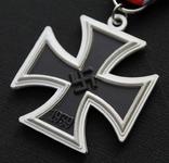 Железный крест Второго класса. 1939 Германия. Рейх Ж.К. (копия), фото №3