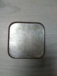 Коробка жестяная Зубной порошок Жемчуг, фото №3