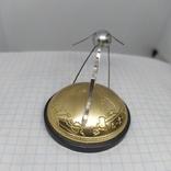 Настольный сувенир 1957 Полет первого Спутника вокруг Земли. СССР. Космос, фото №4