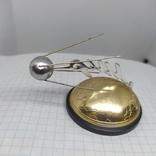 Настольный сувенир 1957 Полет первого Спутника вокруг Земли. СССР. Космос, фото №6