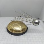 Настольный сувенир 1957 Полет первого Спутника вокруг Земли. СССР. Космос, фото №8