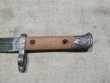 Накладки на штык нож Манлихер М88 копия, фото №5