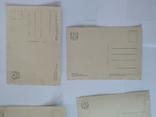 Поштові листівки - кольорові, 4 шт., фото №7