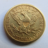 5 долларов 1901 г. США, фото №5