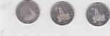 лот  с  трех    монет 3   рубдя, фото №5