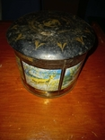 Банка из под индийского чая. Из 90-хх.  В коллекцию., фото №2