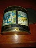 Банка из под индийского чая. Из 90-хх.  В коллекцию., фото №4