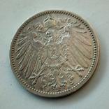Германия 1 марка 1911 г. ( А ), фото №7