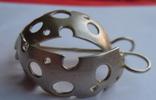 Крупные серьги и кольцо серебро 925 17,2 грм, фото №9