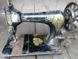Швейная машинка старая., фото №4