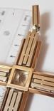 Крест золото 585 проба., фото №5