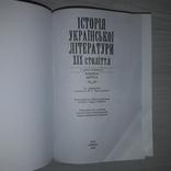 Історія української літератури 19 ст. у 2 книгах 2005-2006 Жулинський М.Г., фото №11