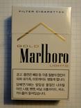 Сигареты Marlboro GOLD LIGHTS