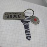 Брелок Ключик от Сердца и подвески. Новый, фото №2