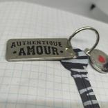 Брелок Ключик от Сердца и подвески. Новый, фото №4
