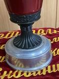 Кубок Палех спортивный кубок Москва 1950, фото №9