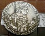 2 таляра 1644 року Польща//копія/посрібнення 999, фото №3