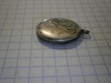 Кулон для фото Серебро, фото №4