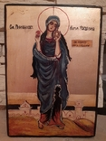 Икона Мария Магдалина размером 15 на 22 см., фото №2