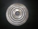 Декоративный диск, колпак колеса мотоцикла ИЖ (алюминий), фото №2