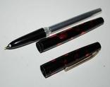 Чернильная ручка White feather, пр.Китай., фото №5