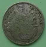 1775 год, Бавария, Талер., фото №3