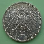 3 марки, 1912 год, Пруссия., фото №3