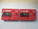 Касеты BASF extra 1 ferro новые в упаковке 2 ШТ, фото №3