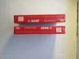 Касеты BASF extra 1 ferro новые в упаковке 2 ШТ, фото №6