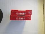 Касеты BASF extra 1 ferro новые в упаковке 2 ШТ, фото №7