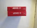 Касеты BASF extra 1 ferro новые в упаковке 2 ШТ, фото №8