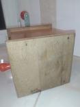 Кофемолка коллекционная рабочая дерево металл клеймо Германия, фото №11