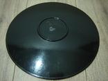 Большая настенная тарелка папье маше. Авторская роспись. Диаметр 30 см., фото №7