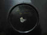 Большая настенная тарелка папье маше. Авторская роспись. Диаметр 30 см., фото №8