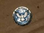 Знак фрачник Украина KNUIA  Peacekeeping Сtnter фото 4