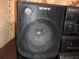 Магнитофон SONY CFS-W435S, фото №7