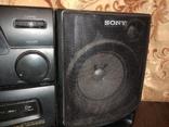Магнитофон SONY CFS-W435S, фото №8