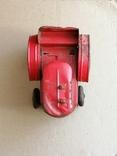 Красный железный трактор СССР, фото №7