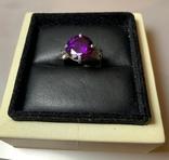 Набор кольцо и серьги, фото №2