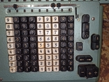 Электромеханический калькулятор ВМП-2, фото №11