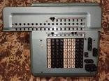 Электромеханический калькулятор ВМП-2, фото №12