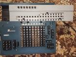 Электромеханический калькулятор Soemtron typ 214, фото №12
