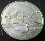 100 доларів Австралія 2015 року , (позолота 999) копія, фото №2